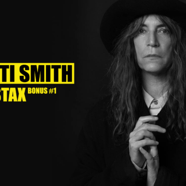 (BONUS#1) Patti Smith