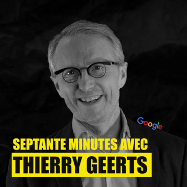 Thierry Geerts – CEO Google Belgique